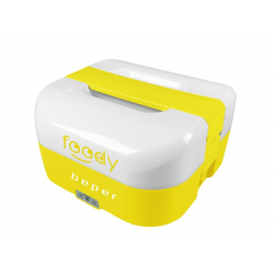 Beper ABS grejac hrane Lunchbox Foody Yellow BC.160G