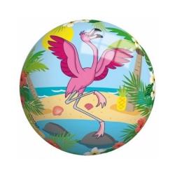 Lopta flamingo 23 cm 4006149508922