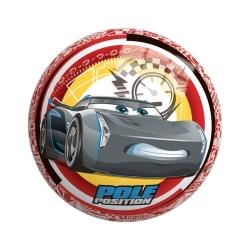 Lopta CARS 13cm gliter 4006149505259