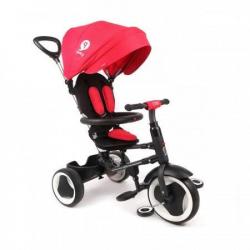 QPlay tricikl Rito Red