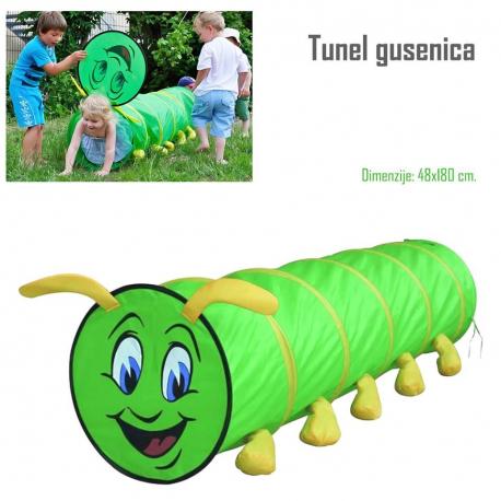 Sator tunel gusenica