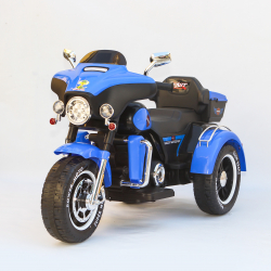 BabyLand motor na akumulator Police Harly 12V Y-MB173