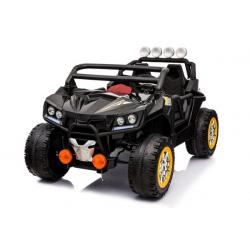 Milenijum auto na akumulator 12V10AH 2 motora Crni