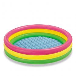Intex bazen sa obrucima u boji 147x33