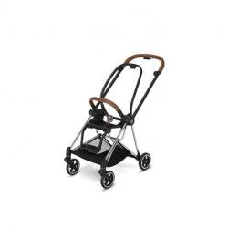 Cybex konstrukcija za kolica I sedalni deo Platinum Mios Chrome Brown