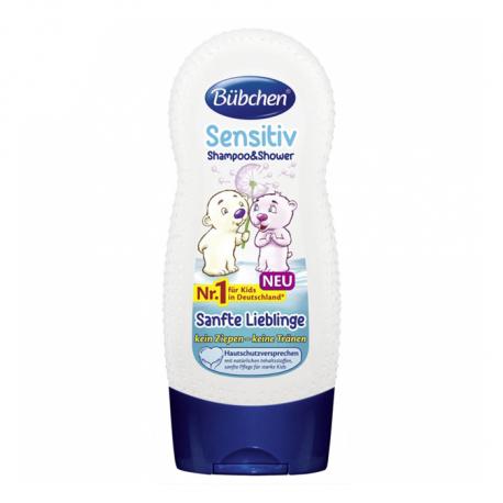 Bubchen dečiji šampon za kosu i tuširanje Sensitive