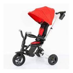 QPlay tricikl Nova Red