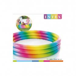 Intex bazen geometrija 147x33cm