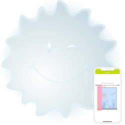 AGU Baby Smart Lampa sa prirodnom svetlošcu SUN1