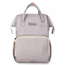KikkaBoo torba za mame Siena Beige