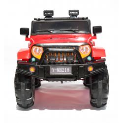Babyland auto na akumulator Dzip Wrangler Mini 12v Y-MB218