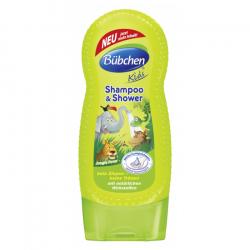 Bubchen dečiji šampon za kosu i tuširanje Jungle Gang
