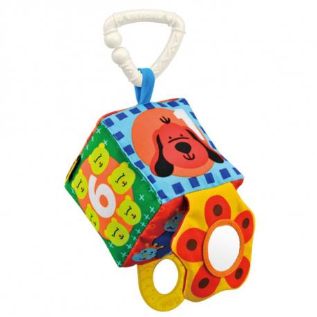 K's Kids igračka za kolica Bebina Prva Kocka