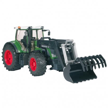 Traktor Fendt 936 Vario sa utovarivačem