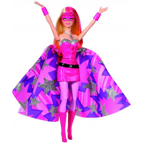 Barbie  princeza superheroj
