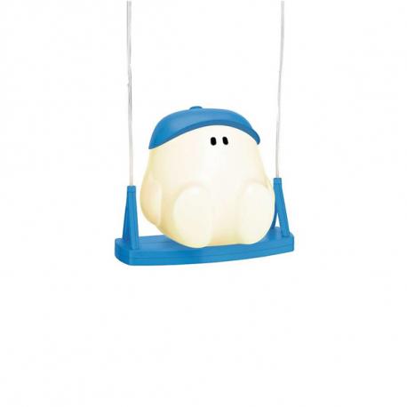 Philips luster Buddy swing blue