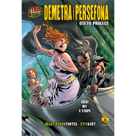 STRIP DEMETRA I PERSEFONA