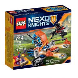 Lego nexo knights knighton battle
