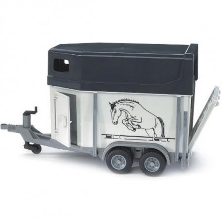 Prikolica transport konja