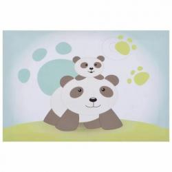 DomiVa dekorativno zidno platno Pandi Panda