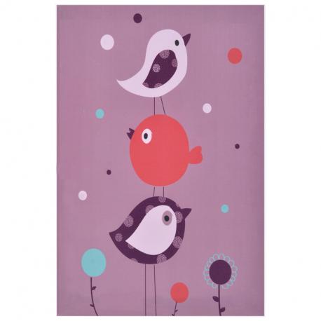DomiVa dekorativno zidno platno Birdy