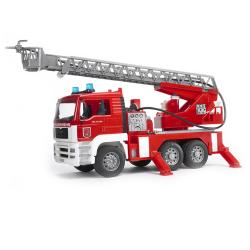 Kamion man vatrogasac pumpa