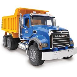 Kamion Mack kiper