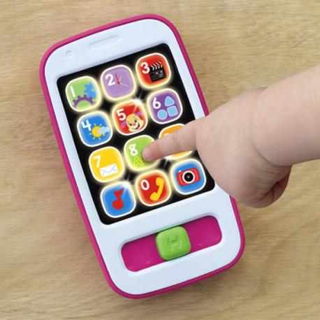 Fisher price smart phone