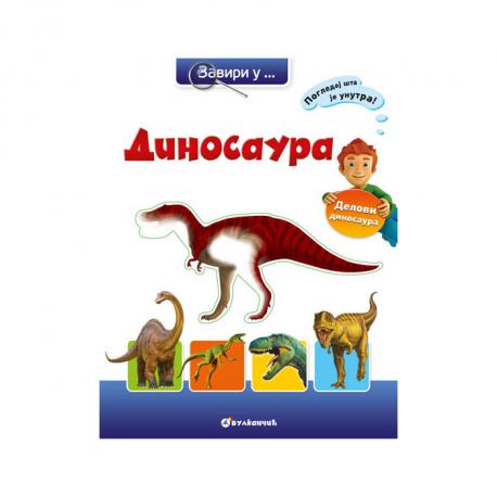 Zaviri u... Dinosaure