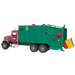Kamion Mack djubretarac