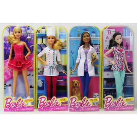 Barbie budi ono sto zelis