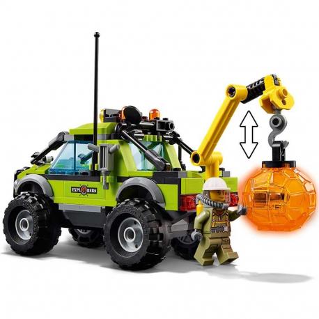 LEGO CITY VOLCANO EXPLORATION TRUCK