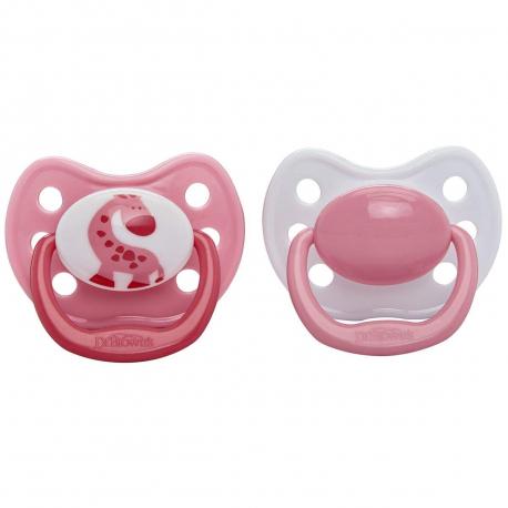 Sil.ortodontska varalica 12+meseci - roze