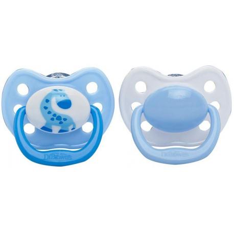 Sil.ortodontska varalica 12+meseci - plava