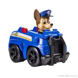 Paw patrol  figura sa vozilom