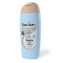 Becutan šampon Ovas 200ml