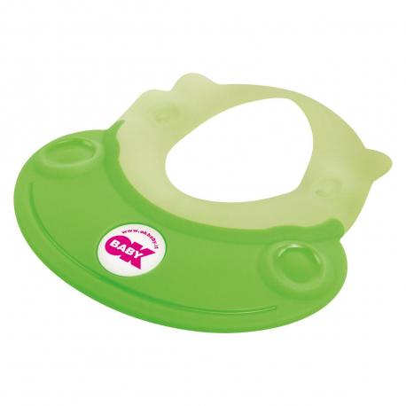 OK Baby štitnik za šampon Zeleni