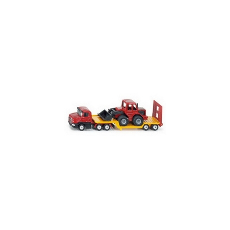 Kamion nosač bagera