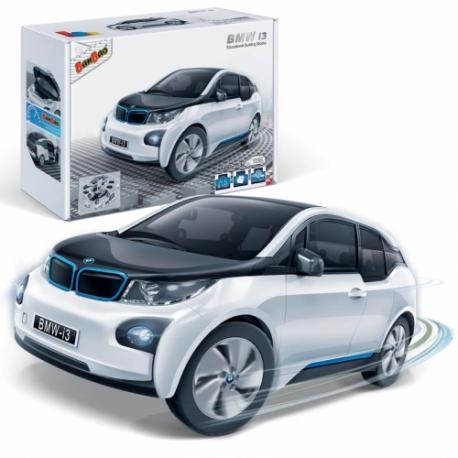 BMW I3 - sivi