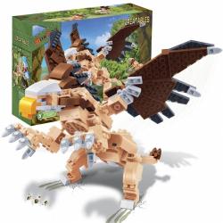 Dinosaur transformers 3 u 1