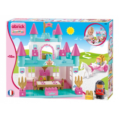 Ecoiffier Abrick Princess Castle