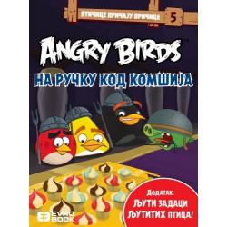 ANGRY BIRDS - NA RUČKU KOD KOMŠIJA