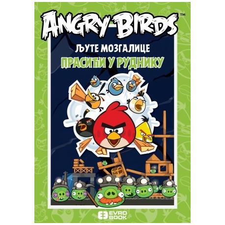 ANGRY BIRDS - PRASIĆI U RUDNIKU
