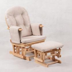 ANGEL NATURE fotelja za dojenje