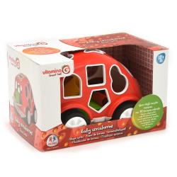Auto za bebe sa oblicima .
