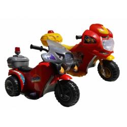 Motor Polis Mini na akomulator 6V