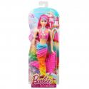 Barbie lutka Sirena