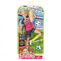 Barbie sportista