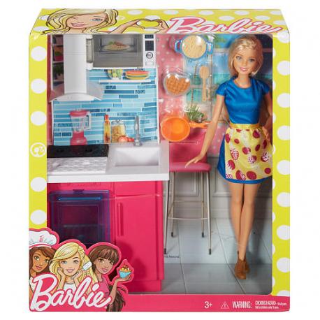 Barbie set sa namestajem
