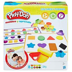 Play-Doh set Boje i Oblici